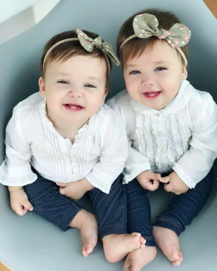 близняшки и двойняшки - 5