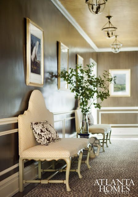 The Glam Pad  Margaret Kirkland Interiors Transforms a Park Avenue  Pied   Terre. 2293 best images about Beautiful Interiors on Pinterest   Blue and