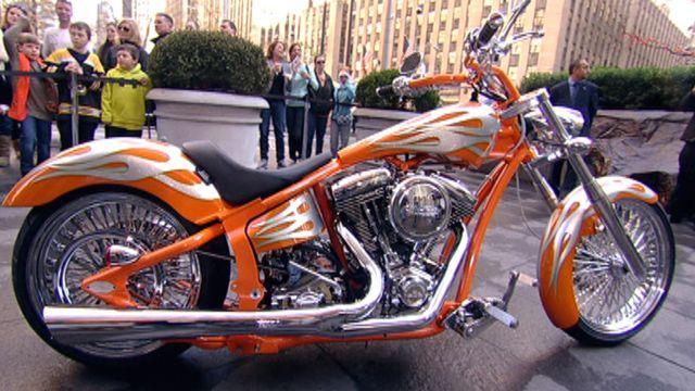 Paul Teutul, Sr.'s outrageous custom bikes