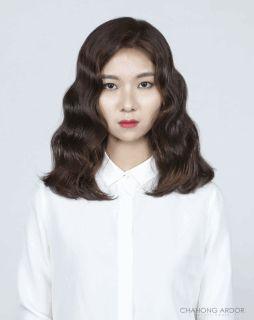 Billow Perm #long #hair #beauty #cut #chahongardor