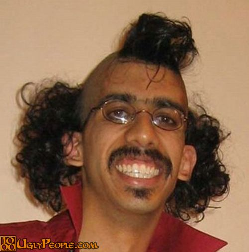 ugly hair styles