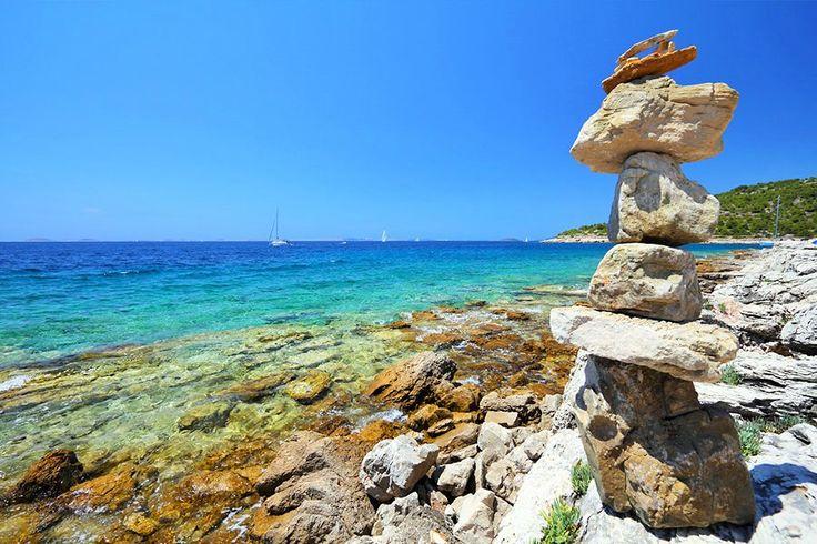 8 Tage im Mobilehome im Camp Oliva #Kroatien #Ostküste #Istrien #Meer #sonne #luft #urlaub #strand #sand #sommer #wasser #travador