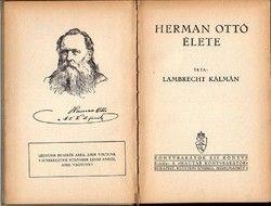 Könyv: Herman Ottó élete