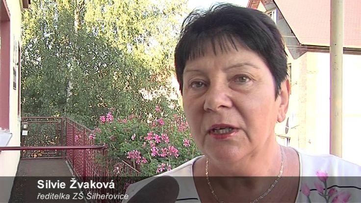 Šilheřovice: Vítání prvňáčků  www.TelevizeHlucinsko.cz