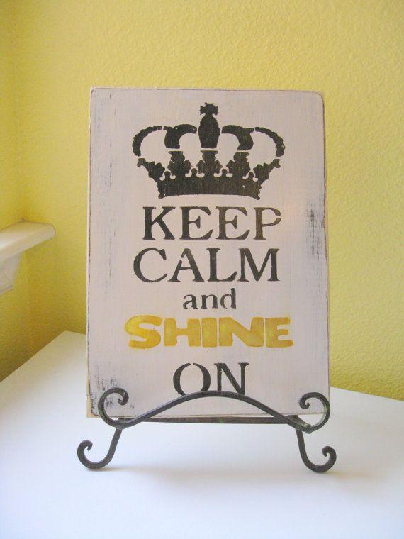 2012 Young Women's Theme idea - so cute! @Terri Osborne McElwee Smith you could totally do this!: Ideas, Keepcalm, Keep Calm, Yw Stuff, Yw Theme