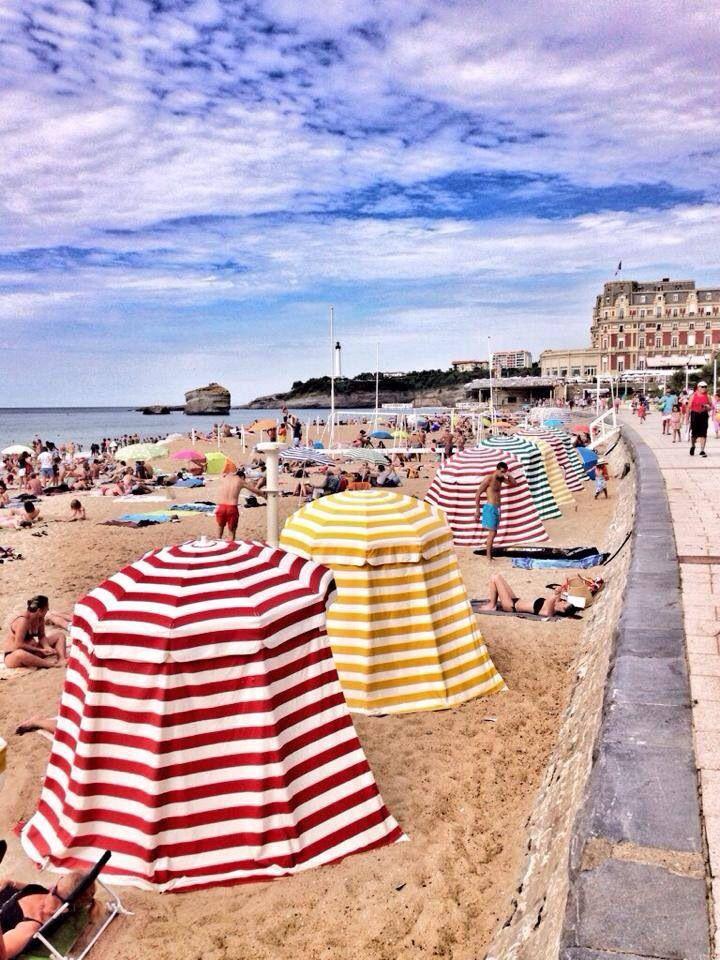 Biarritz Cote-Basque.❤️ #tourisme #campingcar