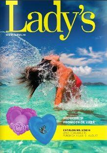 Catalog Ladys nr 5 pe 2014.