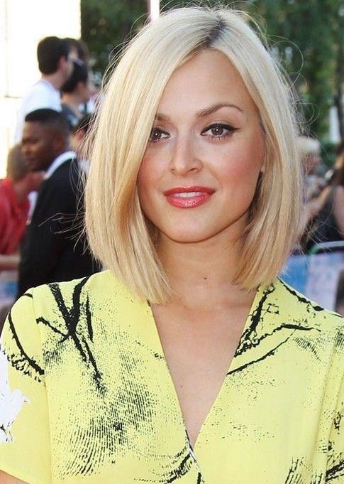 Fabulous 17 Best Ideas About Blonde Short Hair On Pinterest Blonde Lob Short Hairstyles For Black Women Fulllsitofus