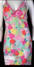 LILLY PULITZER Tropical Tiki Hut Halter Hawaiian Pink Designer Dress Bombshell 2