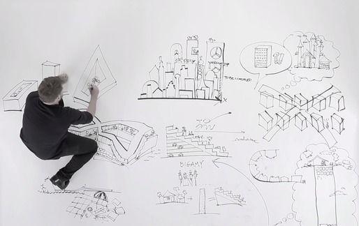 "BIGのビャルケ・インゲルスがフィクションを現実に変換する方法を語る動画「World Craft」(Architect News) Bjarke Ingels' ""World Craft"" explains how architecture can turn fiction into reality (Architect News)"