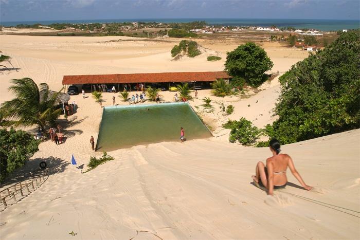 Skibunda- Natal Brazil (Sliding Sand Dunes on a board)