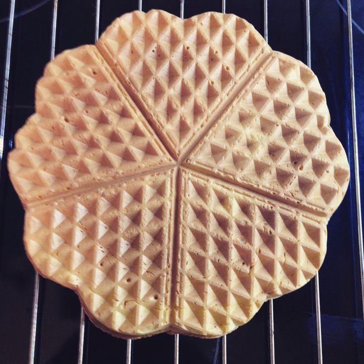 Waffle, I love you! Restaurant: Home