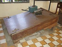 Tuol Sleng Genocide Museum - Wikipedia, the free encyclopedia