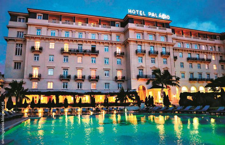 Condé Nast Johansens. Entre os melhores hotéis da Europa há dois portugueses