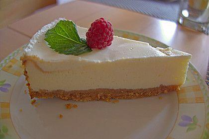 Der unglaublich cremige NY Cheese Cake 9