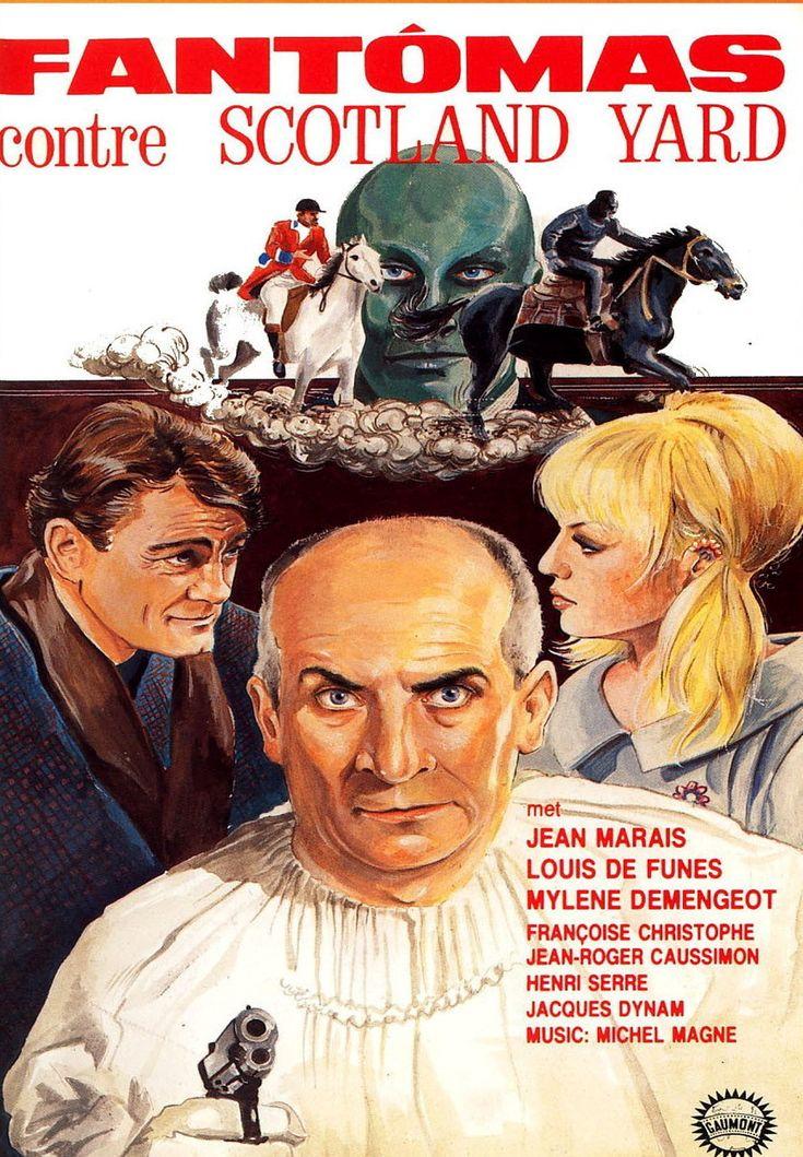 Fantômas contre Scotland Yard est un film franco-italien réalisé par André Hunebelle et sorti en 1967. Fantômas revient avec une nouvelle idée : imposer aux riches (nobles comme gangsters) un impôt sur le droit de vivre. Débarqués en Ecosse, le commissaire Juve, Fandor et sa fiancée ont pour mission d'attraper Fantômas. Dans un château hanté par les esprits, Juve, censé protéger les propriétaires, est lui-même victime de l'humour macabre de Fantômas