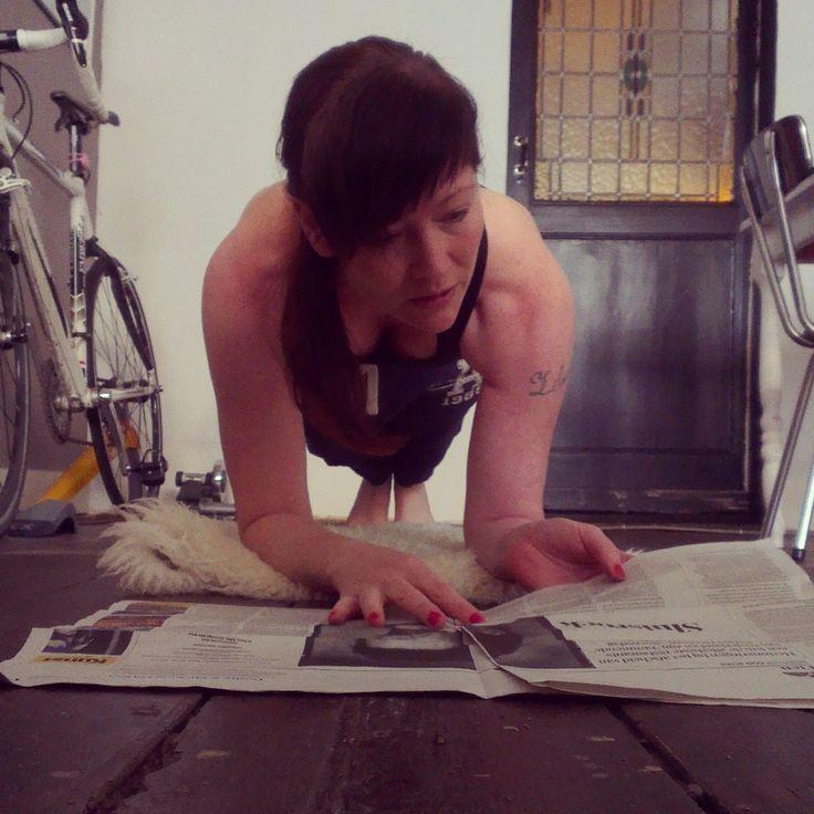 30 dagen plank uitdaging - Stoere Vrouwen Sporten