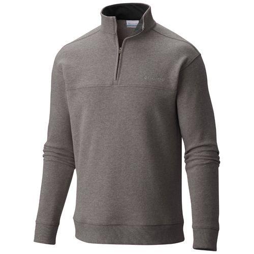 Columbia Sportswear Men's Hart Mountain II Big & Tall 1/2 Zip Pullover (Grey, Size ) - Men's Outdoor Apparel, Men's Longsleeve Outdoor Tops at Acad...