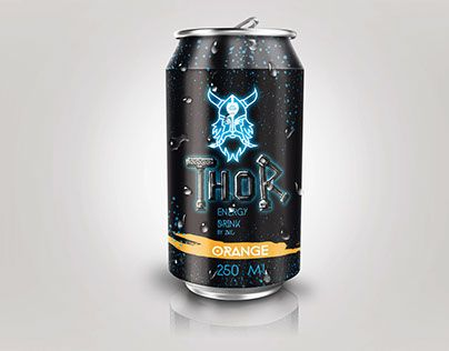 "Check out new work on my @Behance portfolio: ""THOR"" http://be.net/gallery/43761357/THOR"