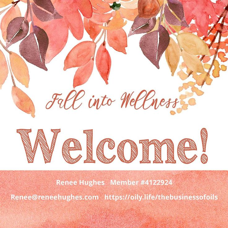 Fall Into Wellness! You are invited to join our group www.facebook.com/… #heal…