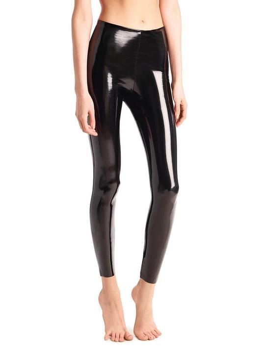 28491640150e24 Faux Patent Leather Legging with Perfect Control in 2019 | Summer ...