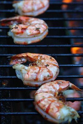 PointsPlus Grilled Margarita Shrimp Recipe