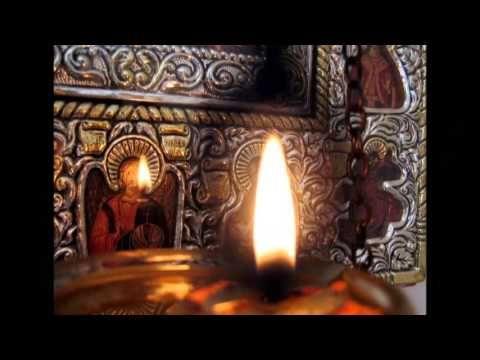 Χαιρετισμοί - Ακάθιστος Ύμνος - Λυκούργος Αγγελόπουλος - YouTube