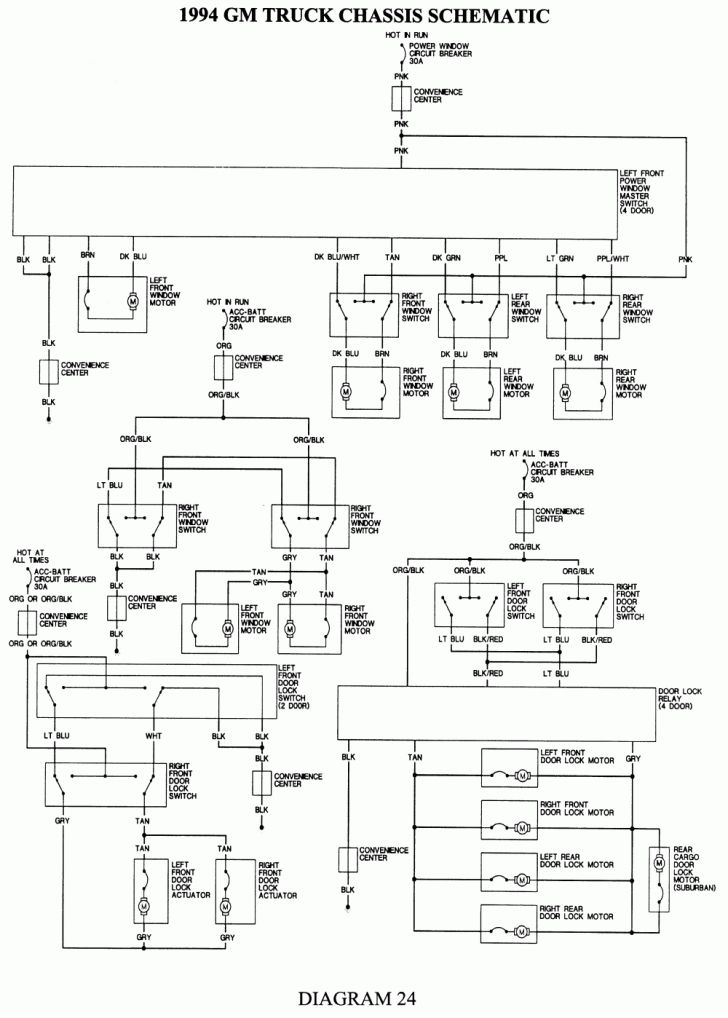1994 Chevy Silverado Wiring Diagram Fuse Box And Wiring Diagram In 2021 Chevy 1500 Truck Stereo Chevy Trucks