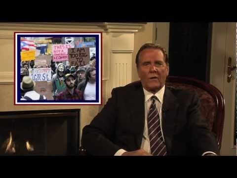 Chuck Woolery on the Mexican Fence