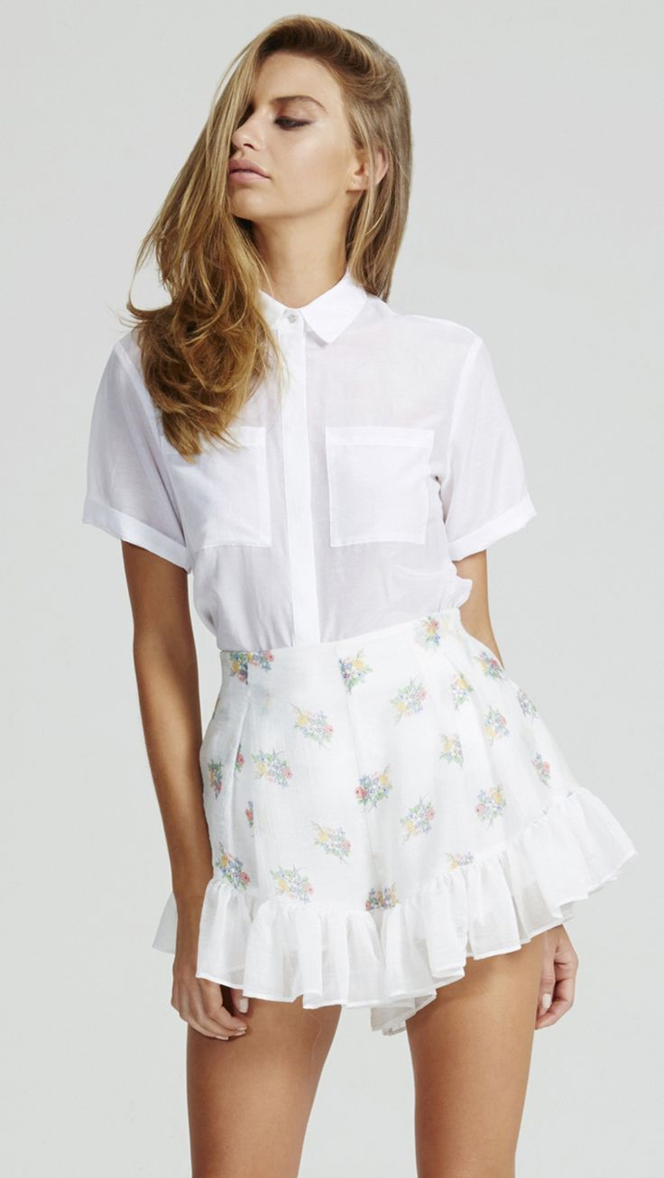 alice McCALL Secret Garden Short / Australian Fashion Designers