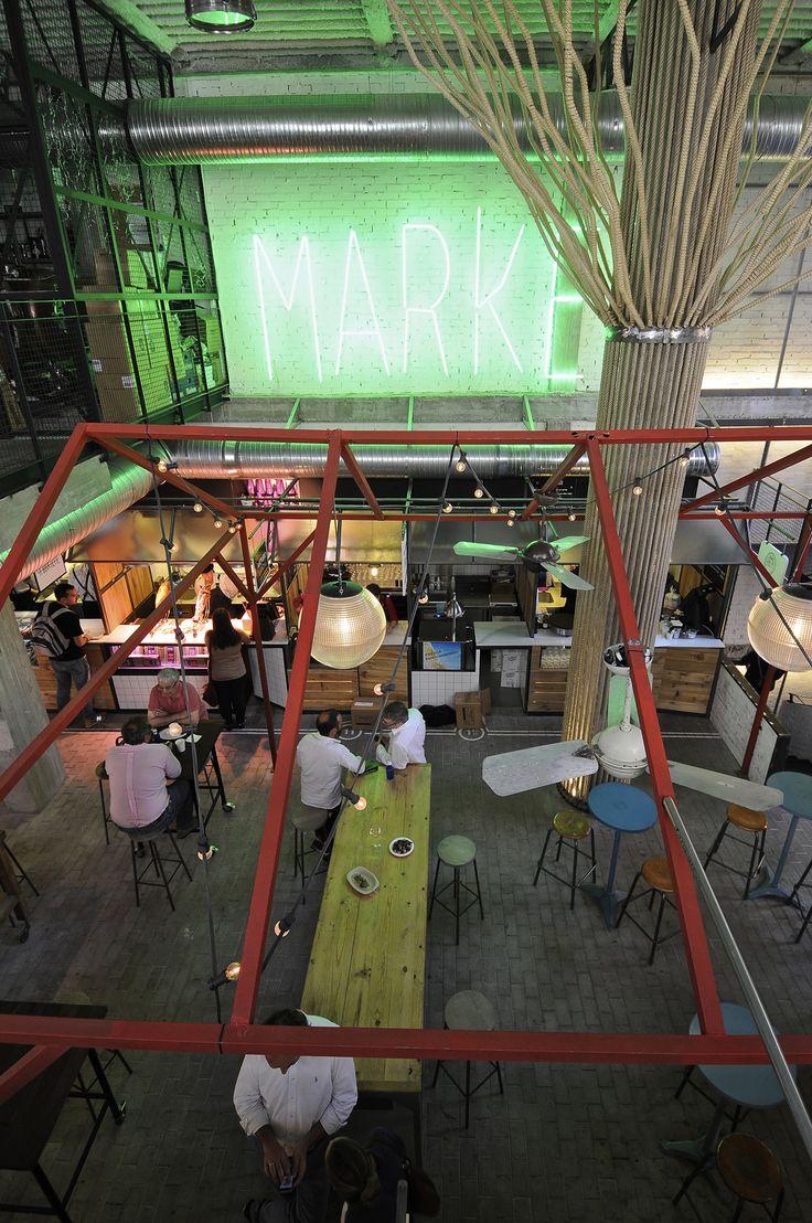 Mercado San Ildefonso — Malasaña, Madrid