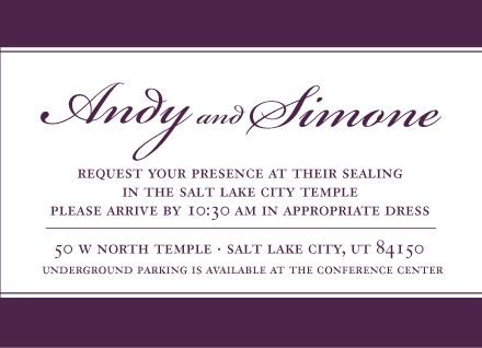 36 best Chevrons \ Stripes Wedding Invitations images on Pinterest - best of invitation maker for wedding