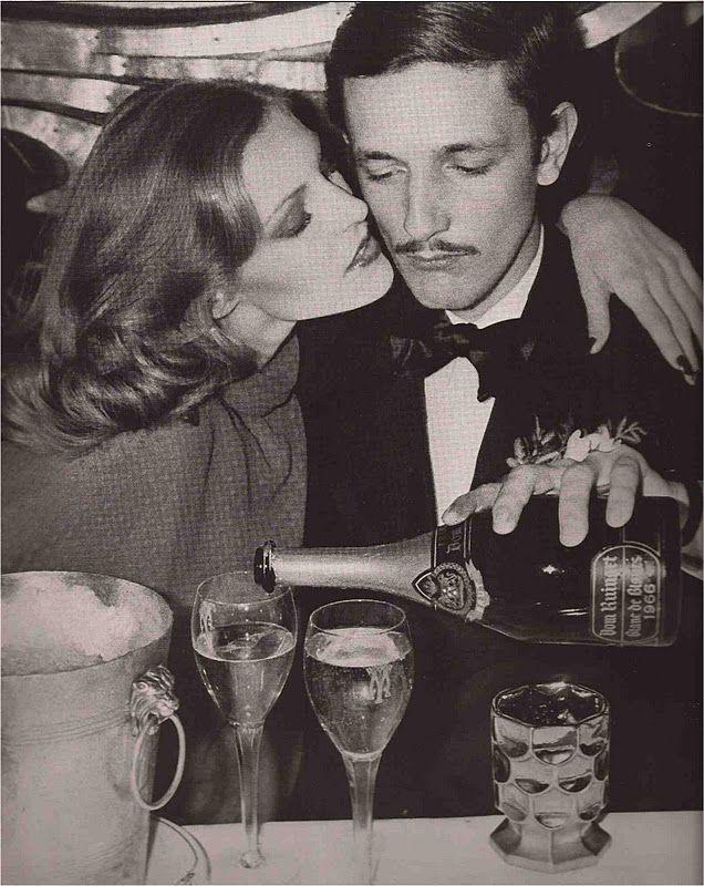 Photo: Chris von Wangenheim | Vogue December 1973.