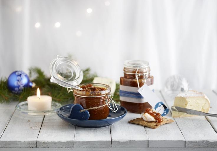 Joulun paras #viikunahilloke: http://www.dansukker.fi/fi/resepteja/joulun-paras-viikunahilloke.aspx Tarjoa vaikkapa juustojen, luonnonjogurtin, keksien, puuron tai paahtoleivän kanssa. #joululahja #joululahjat #hilloke
