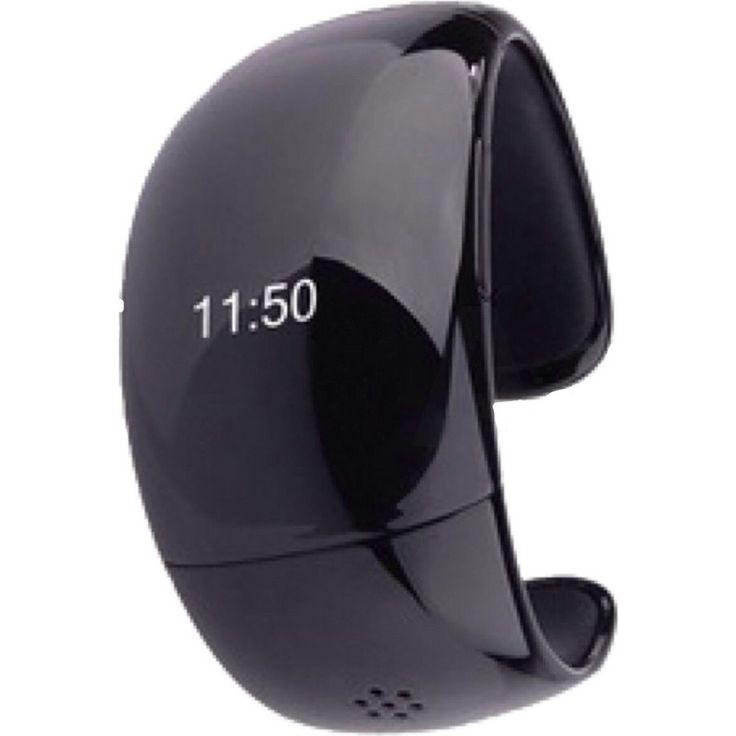 OLED Bluetooth Smart Bracelet Watch in Black | Buy Smart Watches