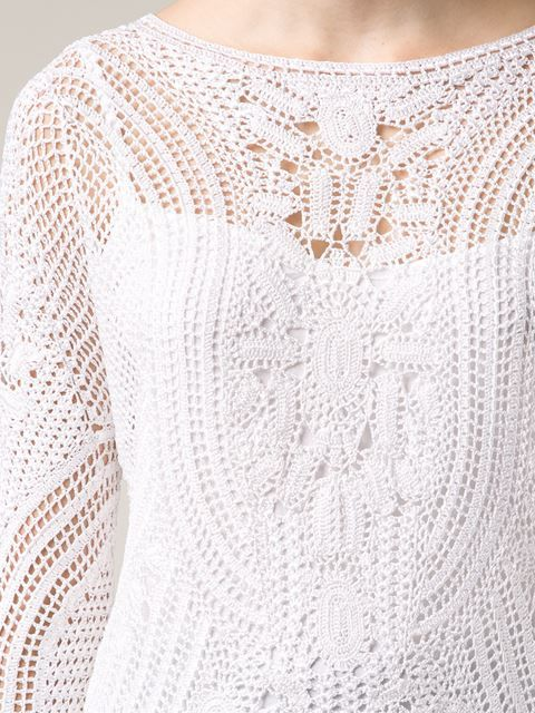 Shop Ralph Lauren Black crochet top in Tootsies from the world's best independent boutiques at farfetch.com. Over 1000 designers from 300 boutiques in one website.