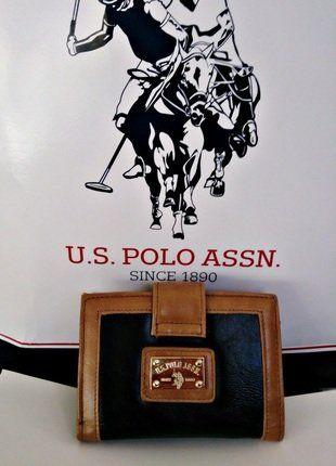 Kup mój przedmiot na #vintedpl http://www.vinted.pl/damskie-torby/portmonetki/17327299-oryginalny-nowy-portfel-us-polo-assn-ralph-lauren
