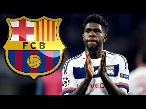 Samuel Umtiti Join to Barcelona - http://www.tsmplug.com/football/samuel-umtiti-join-to-barcelona/