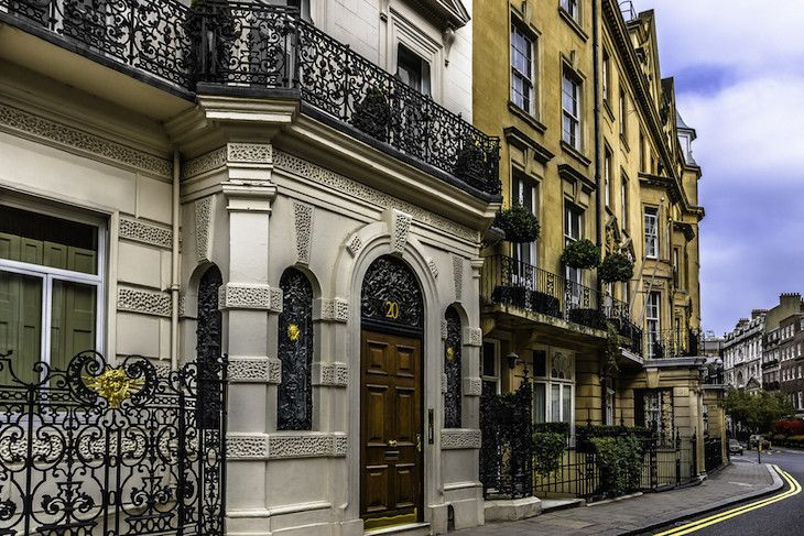 The Best Of Magnificent Mayfair In Photos - If you thought it was all posh shops, think again.