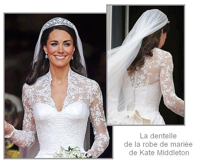 Kate Middleton The Wedding Dress | Lingerie Inspired by Movies and ...