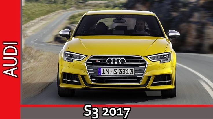 Audi S3 2017 / Ауди S3 2017 - Обзор от AUTO WORLD. RU