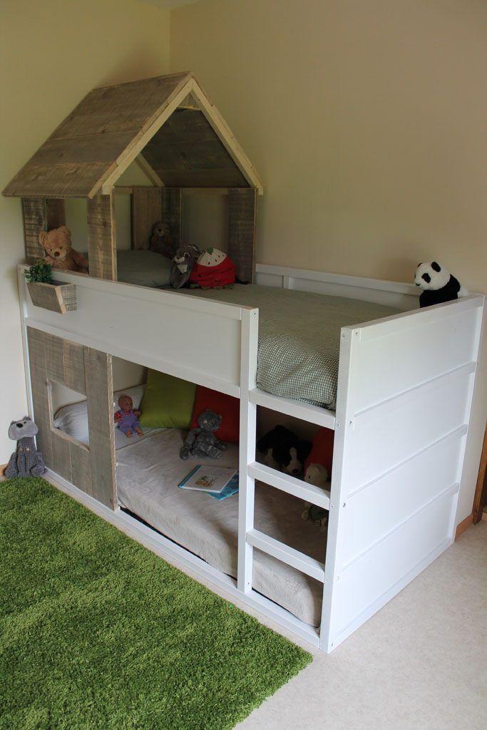 best 25 lit cabane ikea ideas on pinterest lit fille. Black Bedroom Furniture Sets. Home Design Ideas
