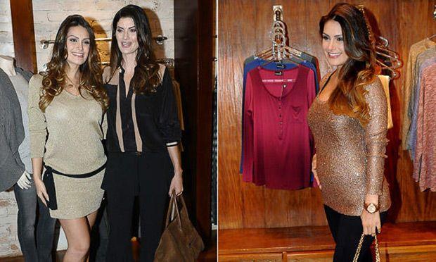 Estilo das grávidas famosas - Moda - MdeMulher - Ed. Abril