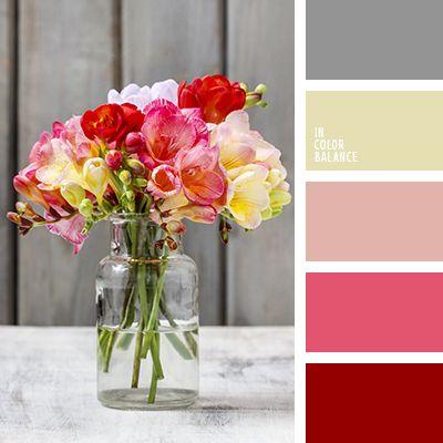 """""""пыльный"""" желтый, """"пыльный"""" персиковый, """"пыльный"""" розовый, бордовый, желтый, малиновый, оттенки розового, персиковый, подбор цвета в интерьере, светло-желтый, серый, тёмно-красный, цвет камня."""