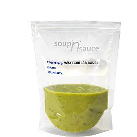 20-Soup-n-Sauce-Bags from Lakeland…