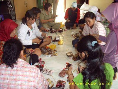 Rumah Terampil Aliya: Dokumentasi Pelatihan di Bangka