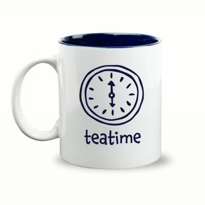 Teatime Gift Mug & Box by HairyBaby.com