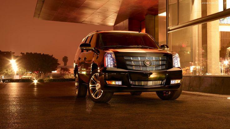 Samochód, Cadillac Escalade