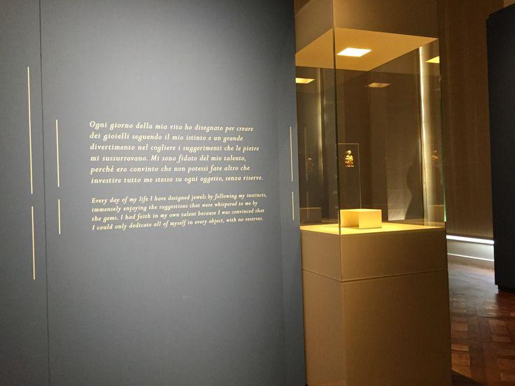 I Gioielli di Gianmaria Buccellati in mostra