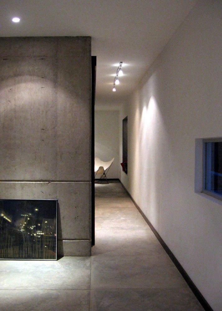 Flat Issa   Dionne Arquitectos #concrete #interior #loft #design